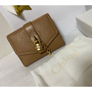 Chloe - クロエ aby 折り財布