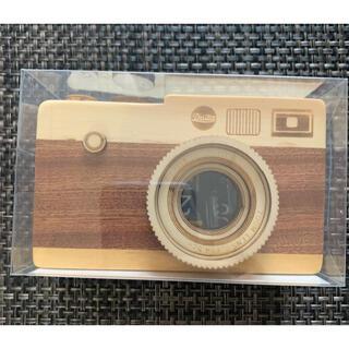 KALDI - KALDI 一眼レフカメラ木箱 木製