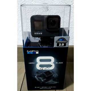【新品未開封】GoPro HERO8 BLACK