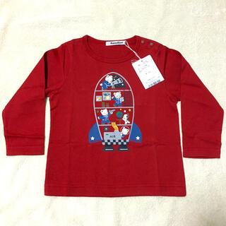 familiar - ファミリア 長袖Tシャツ 90サイズ