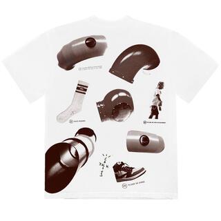 カクタス(CACTUS)のTravis Scott cactus jack × McDonald Tシャツ(Tシャツ/カットソー(半袖/袖なし))