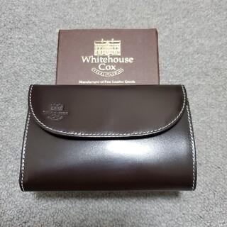 ホワイトハウスコックス(WHITEHOUSE COX)のWhitehouse Cox ホワイトハウスコックス 三つ折り財布 S7660(折り財布)