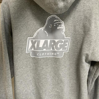 XLARGE - XLARGE パーカー Mサイズ 美品