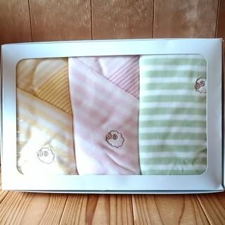 シャルレ - SHARLE ピローケース 羊 3色セット / シャルレ 枕カバー