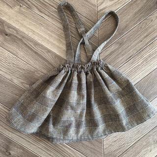 Caramel baby&child  - jun little closet 吊りスカート