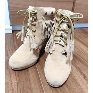 アイズビットガーディアン(ISBIT GUARDIAN)のショートブーツ(ブーツ)