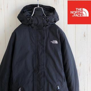 THE NORTH FACE - 【ふかふか】ノースフェイス 中綿ジャケット 黒 US規格レディースS
