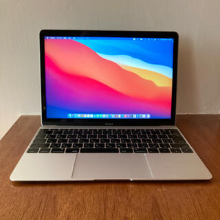 Mac (Apple) - MacBook 12インチ MLHA2J/A シルバー Early 2016