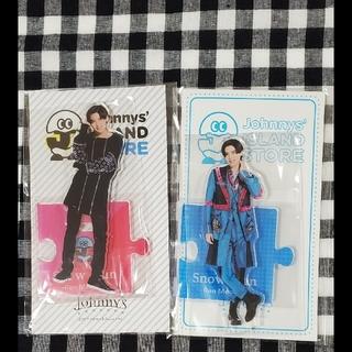 Johnny's - SnowMan 目黒蓮くん アクスタ アクリルスタンド