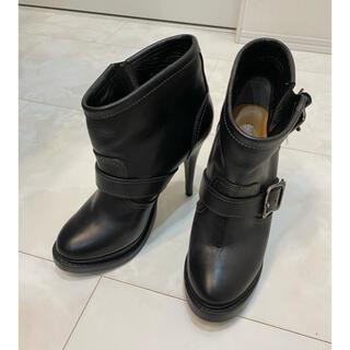 ヒステリックグラマー(HYSTERIC GLAMOUR)のHYSTERIC GLAMOUR  ショートブーツ(ブーツ)