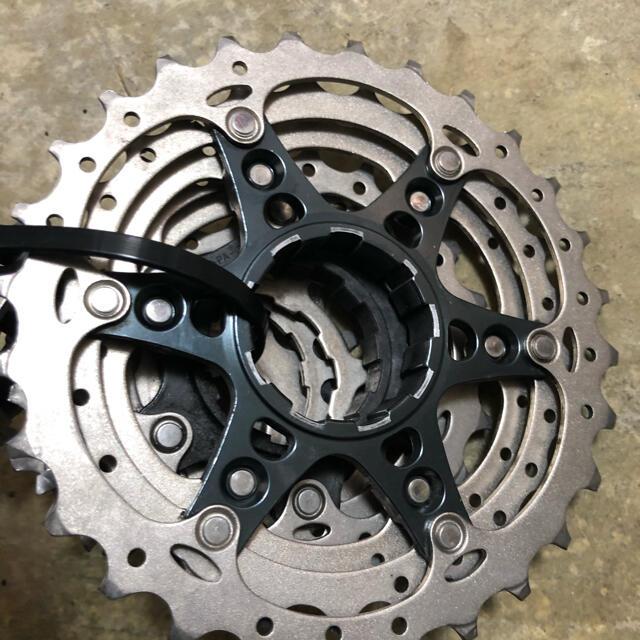 SHIMANO(シマノ)のcs-r8000 11-28t アルテグラ スプロケット スポーツ/アウトドアの自転車(パーツ)の商品写真
