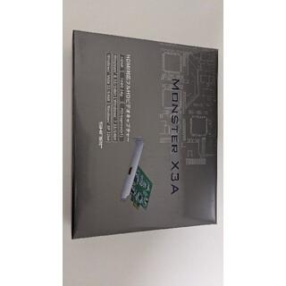 MonsterX3A フルHD HDMIビデオキャプチャーカード