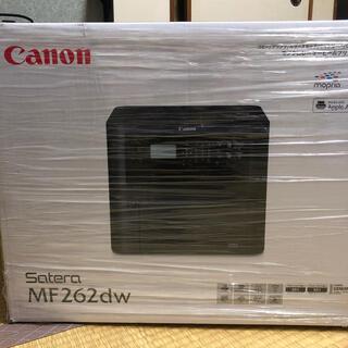 キヤノン(Canon)のCanon Satera MF262dw レーザービームプリンタ複合機(PC周辺機器)
