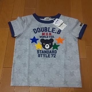 DOUBLE.B - ミキハウス DOUBLE.B Tシャツ