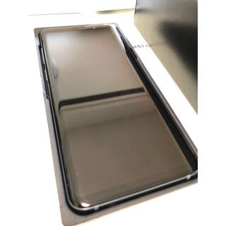 SAMSUNG - Galaxy S9+ 本体 Titanium Gray 64 GB au
