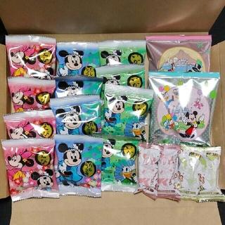 ディズニー(Disney)のDisney お菓子詰め合わせ(18個) あられ/ポテトチップス/チョコ(菓子/デザート)