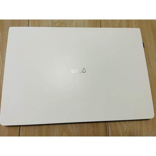 LG Electronics(エルジーエレクトロニクス)のLG gram 13.3インチ ノートパソコン スマホ/家電/カメラのPC/タブレット(ノートPC)の商品写真