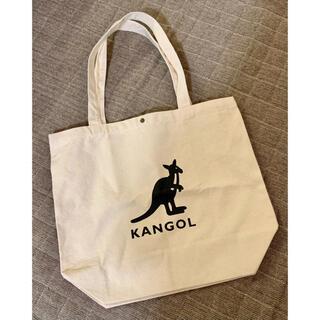 カンゴール(KANGOL)の新品 KANGOL キャンバストート (トートバッグ)