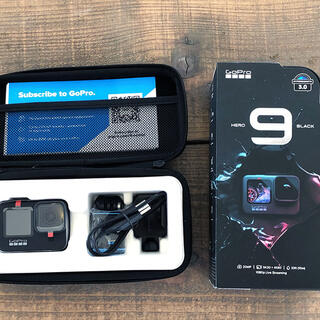 GoPro - GoPro HERO9 Black  SDカード付