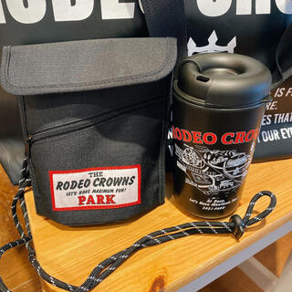RODEO CROWNS WIDE BOWL - PARK ボトル&サコッシュホルダー RODEO CROWNS