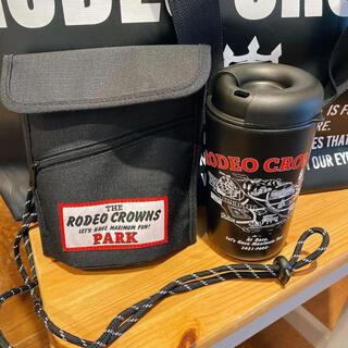 ロデオクラウンズワイドボウル(RODEO CROWNS WIDE BOWL)のPARK ボトル&サコッシュホルダー RODEO CROWNS(タンブラー)