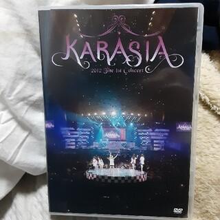 KARA 1st JAPAN TOUR 2012 KARASIA DVD