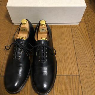 パラブーツ(Paraboot)の購入価格7.5万 着用回数1回 革靴 フォルメ forme 約24.5cm(ドレス/ビジネス)