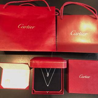 Cartier - カルティエ ディアマンレジェ ネックレス