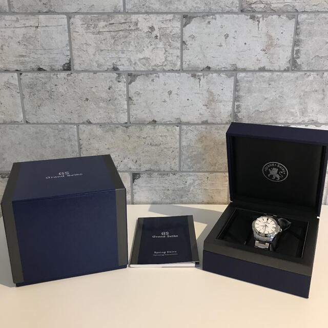 Grand Seiko(グランドセイコー)の【格安 新品未使用品】グランドセイコー SBGA211 腕時計 スノーフレーク メンズの時計(腕時計(アナログ))の商品写真