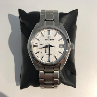 グランドセイコー(Grand Seiko)の【格安 新品未使用品】グランドセイコー SBGA211 腕時計 スノーフレーク(腕時計(アナログ))