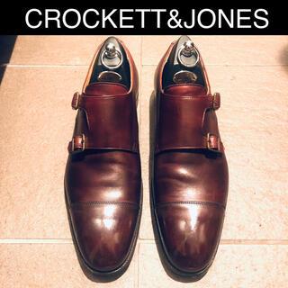 Crockett&Jones - CROCKETT&JONES ダブルモンク