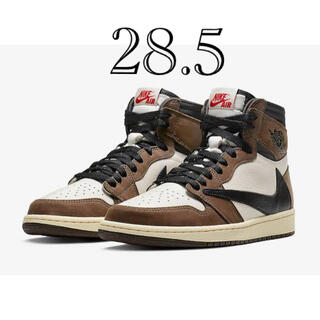 NIKE - NIKE Jordan1 Retro High Travis Scott