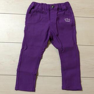 BABYDOLL - ストレッチパンツ紫