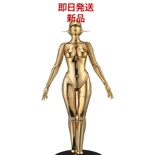 MEDICOM TOY - Sexy Robot floatin 1/4 scale Gold [即日発送]