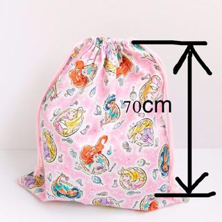 ディズニー(Disney)のmama♡様専用ページ 着替え袋(体操着入れ)