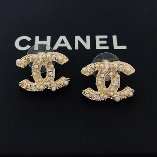 CHANEL - CHANEL PIERCE ピアス