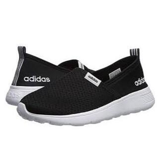 adidas - 新品 24cm ★ adidas レディース ライト レーサー スリッポン