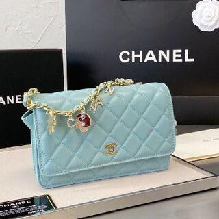 CHANEL - 綺麗で♡ ショルダーバッグ Chanelプロのギフトボックスを贈ります