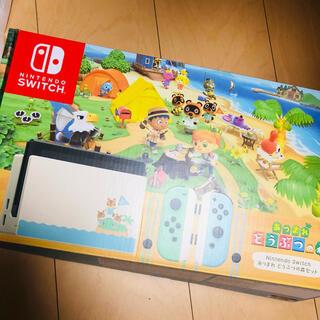Nintendo Switch あつまれ どうぶつの森/Switch/HA