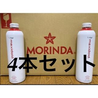 【新品・未開封】モリンダ トゥルーエイジマキシドイド 4本セット