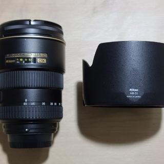Nikon - Nikon AF-S DX ED17-55F2.8G