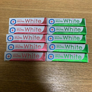 LOTTE XYLITOL White(菓子/デザート)