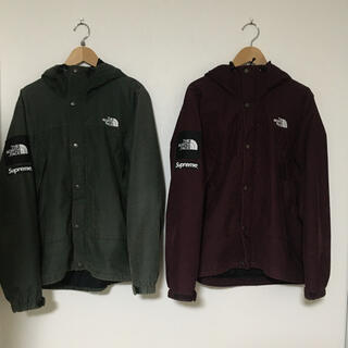 Supreme - supreme the north face corduroy mountain