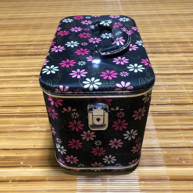 コスメボックス/化粧ボックス/メイクボックス/化粧箱 コスメ/美容のメイク道具/ケアグッズ(メイクボックス)の商品写真