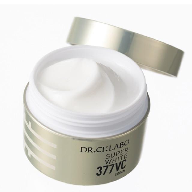 Dr.Ci Labo(ドクターシーラボ)のドクターシーラボ ホワイト377クリーム&VC100ゲル 2個セット コスメ/美容のスキンケア/基礎化粧品(フェイスクリーム)の商品写真