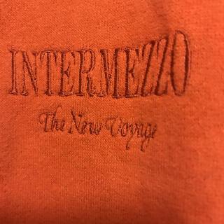 トップス スウェット トレーナー INTERMEZZO 90's 古着 美品