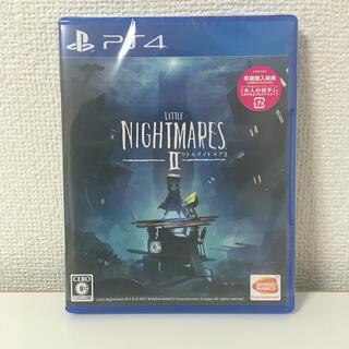 プレイステーション4(PlayStation4)のリトルナイトメア2  ps4(家庭用ゲームソフト)
