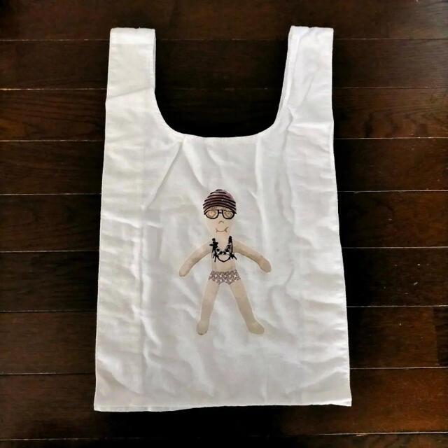 Marni(マルニ)の未使用◉MARNI マルニ◉パペット柄 手提げバッグ レディースのバッグ(エコバッグ)の商品写真