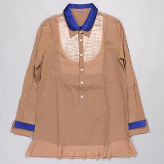 UNDERCOVER - SueUNDERCOVER【デザインプルオーバーシャツ】