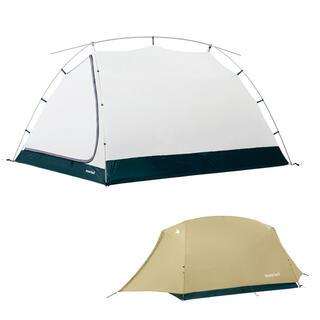 mont bell - 新品 モンベル ムーンライト テント 2型 ライトタン